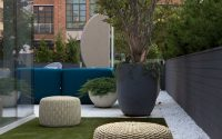 Aaron Andrew McIntire and Gunn Landscape Architecture Team with Install by Vert Gardens – Tribeca Roof Garden,