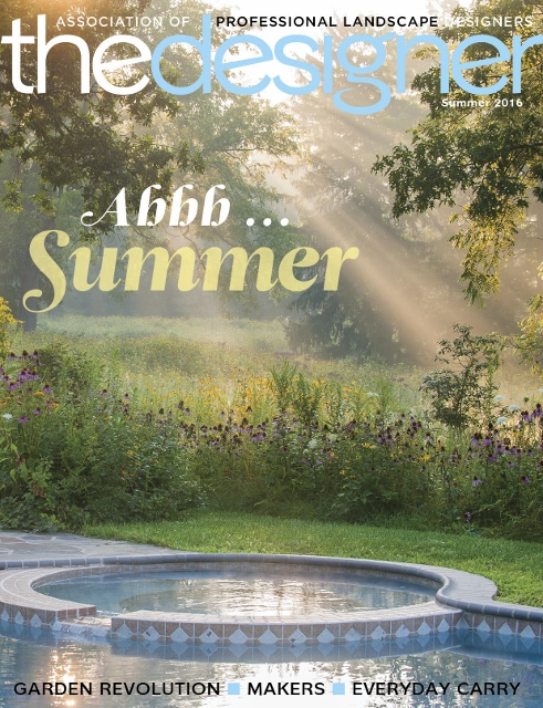 Summer 2016 cover image