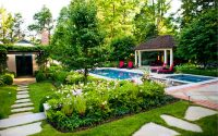 Hess Landscape Architects – Pool Barn