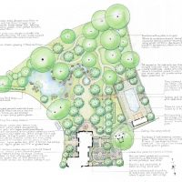 Theresa Bertz, Garden Design School, USA – A Grand Garden Redesign & Renovation
