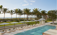 Fernando Wong Outdoor Living Design – The Four Seasons Hotel at The Surf Club