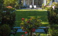 Jim Douthit/a Blade of Grass – Belmont House on the Hill