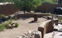 Artistic Landscape Architecture – Centers Residence