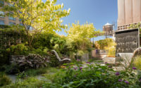 Gunn Landscape Architecture – Central Park West Penthouse