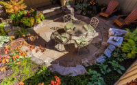 Mason Shaffer of Blanchford Landscape Group – Embraced Seclusion