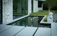 Larry Carnes/Reflections Water Gardens – Front-Yard Zen in Highland Park